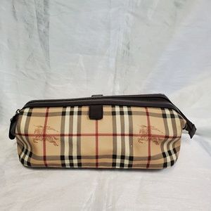 Authentic Burberry Toiletry Bag